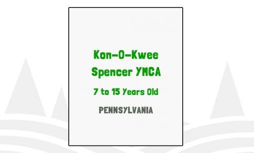 Kon-O-Kwee Spencer YMCA - PA