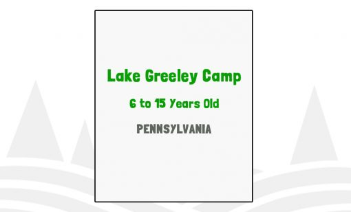 Lake Greeley Camp - PA