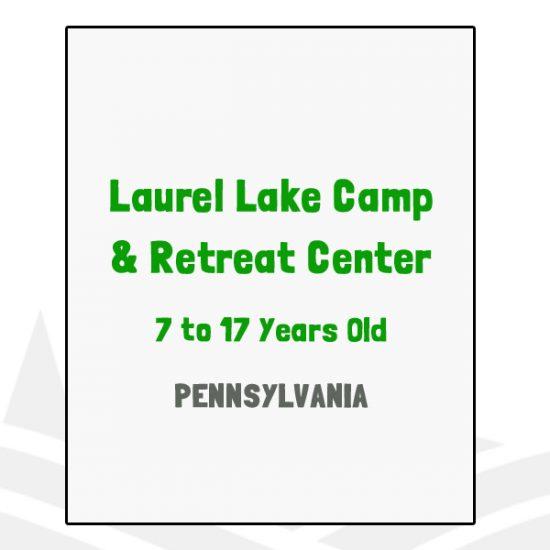 Laurel Lake Camp & Retreat Center - PA