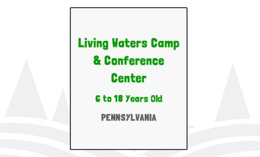 Living Waters Camp & Conference Center - PA