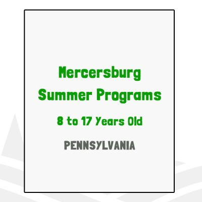Mercersburg Summer Programs - PA