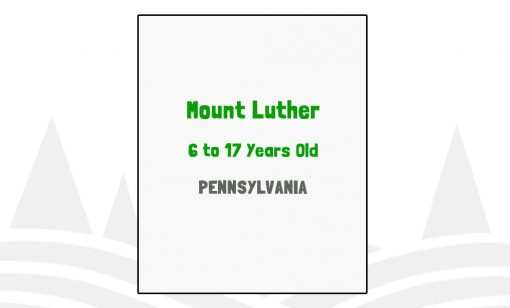 Mount Luther - PA