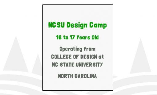 NCSU Design Camp - NC