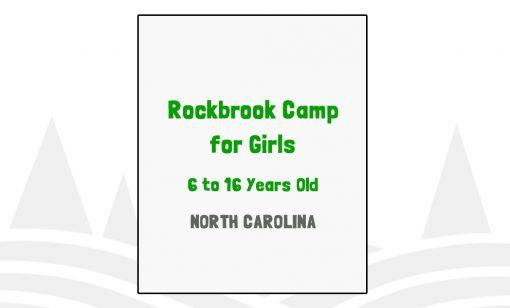 Rockbrook Camp for Girls - NC