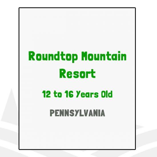 Roundtop Mountain Resort - PA