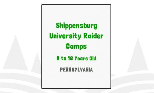 Shippensburg University Raider Camps - PA