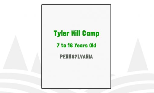 Tyler Hill Camp - PA