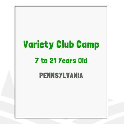 Variety Club Camp - PA