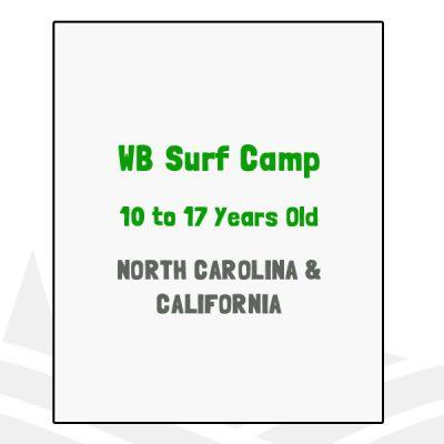 WB Surf Camp - NC, CA