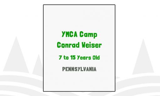 YMCA Camp Conrad Weiser - PA