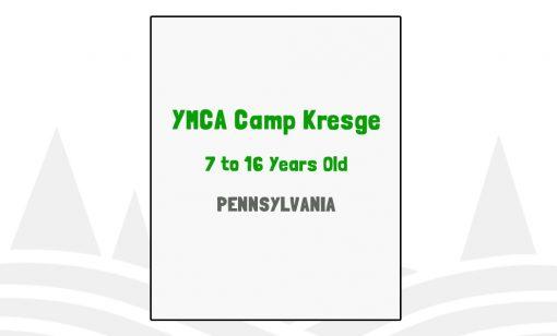 YMCA Camp Kresge - PA