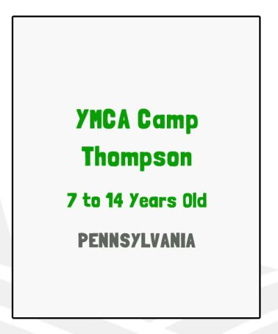 YMCA Camp Thompson - PA