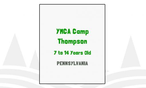 YMCA Camp Thompson - PA