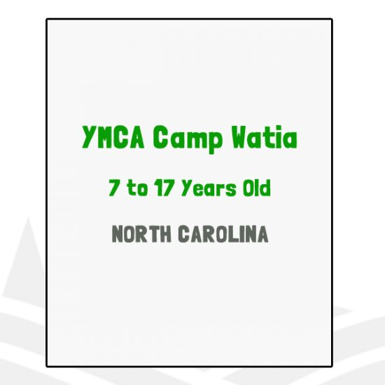 YMCA Camp Watia - NC