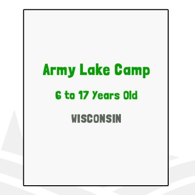Army Lake Camp - WI