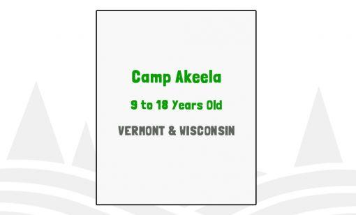 Camp Akeela - VT & WI