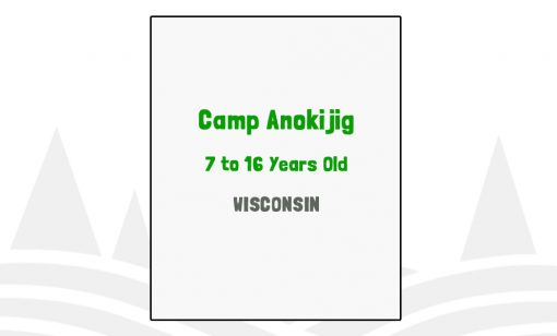 Camp Anokijig - WI