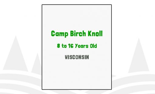 Camp Birch Knoll - WI
