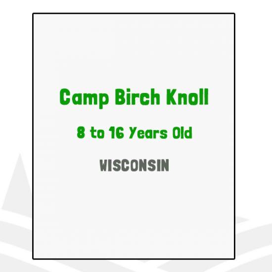 Camp Birch Knoll - WI