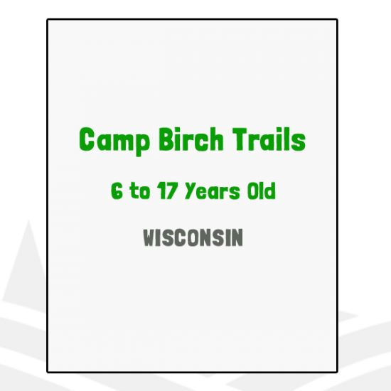 Camp Birch Trails - WI