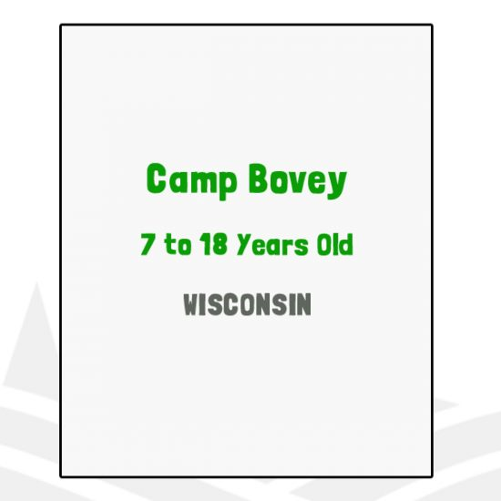 Camp Bovey - WI