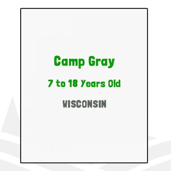 Camp Gray - WI