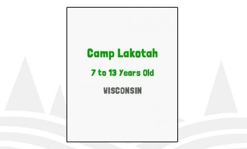 Camp Lakotah - WI
