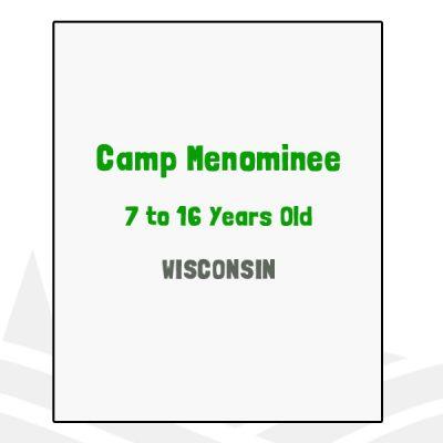 Camp Menominee - WI