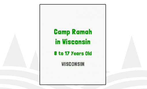 Camp Ramah in Wisconsin - WI