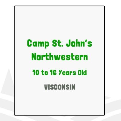 Camp St John's Northwestern - WI