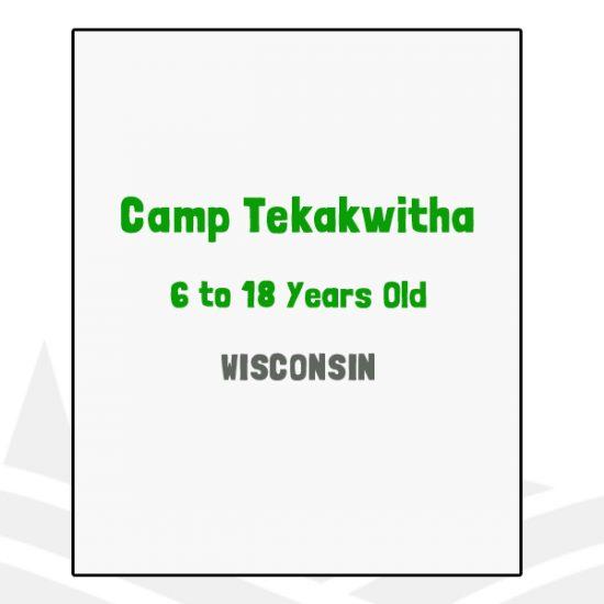 Camp Tekakwitha - WI