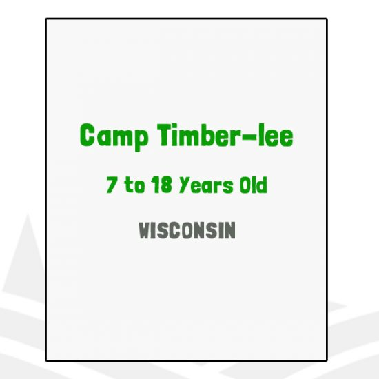 Camp Timber-lee - WI