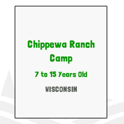 Chippewa Ranch Camp - WI
