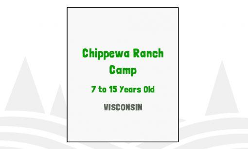 Chippewa Ranch Camp - WI