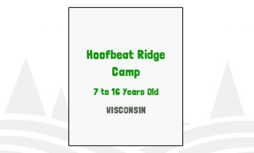 Hoofbeat Ridge Camp - WI