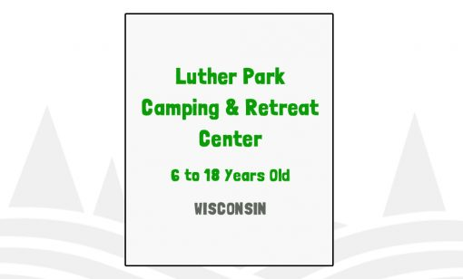 Luther Park Camping & Retreat Center - WI