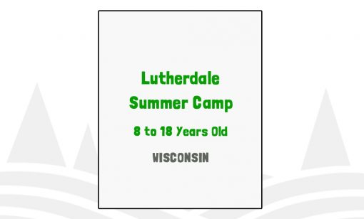 Lutherdale Summer Camp - WI