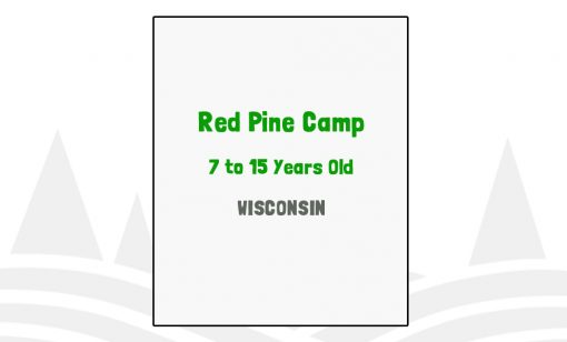 Red Pine Camp - WI