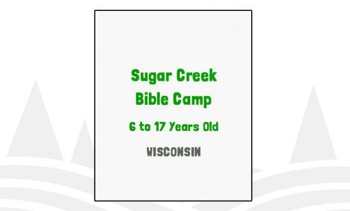 Sugar Creek Bible Camp - WI