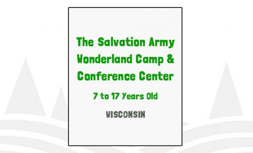 The Salvation Army Wonderland Camp & Conference Center - WI
