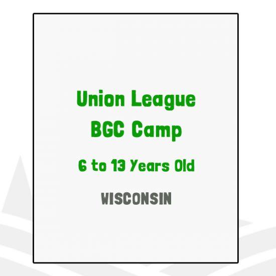 Union League BGC Camp - WI