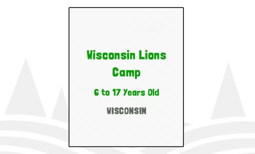 Wisconsin Lions Camp - WI