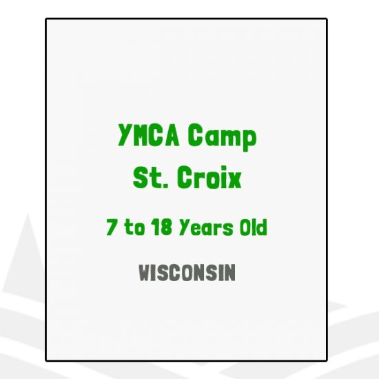 YMCA Camp St Croix - WI