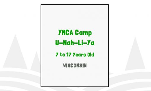 YMCA Camp U-Nah-Li-Ya - WI